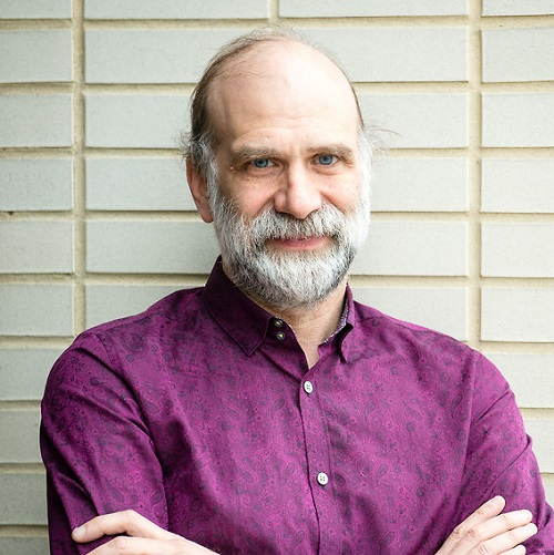 Bruce Schneier by David Betts 500