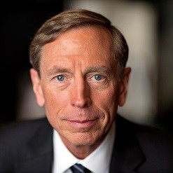 Gen. (Ret.) David H. Petraeus