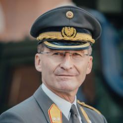 Major General Mag. Ing. Hermann Kaponig