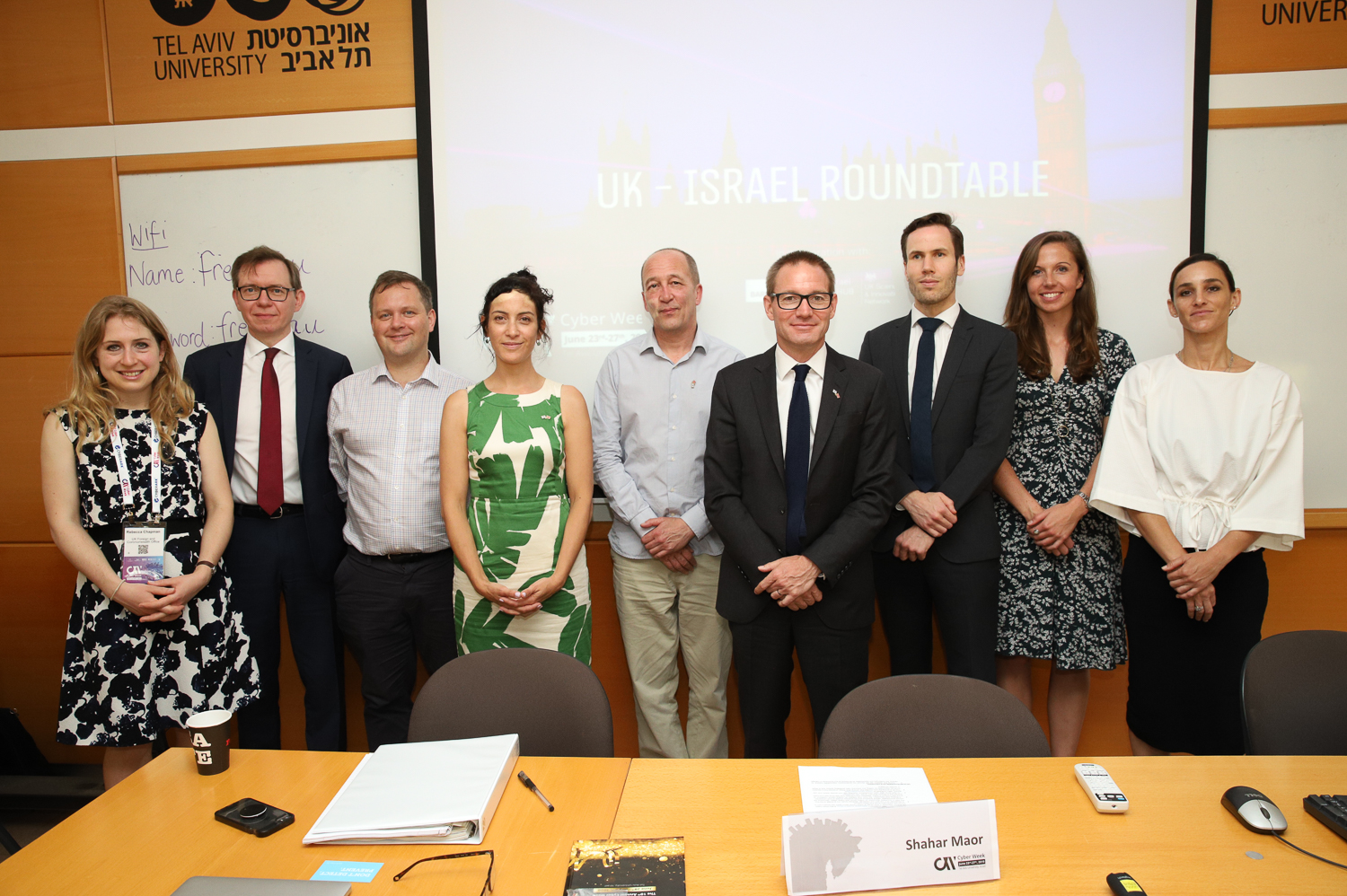 Showing image of CW 2019 - UK-Israel Roundtable