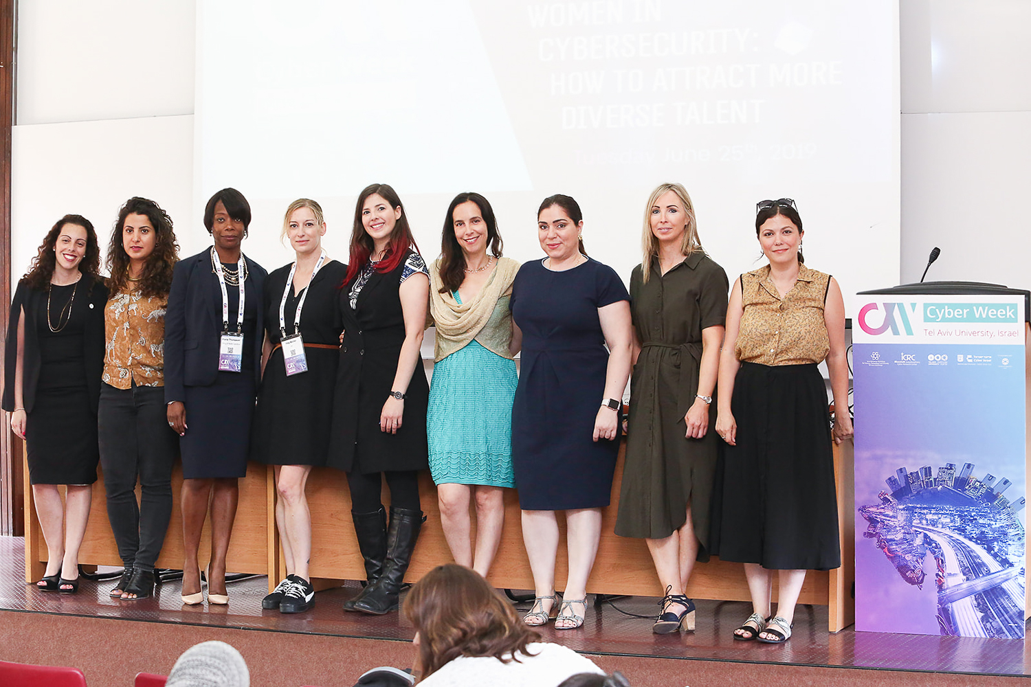 Showing image of CW 2019 - Women in Cybersecurity