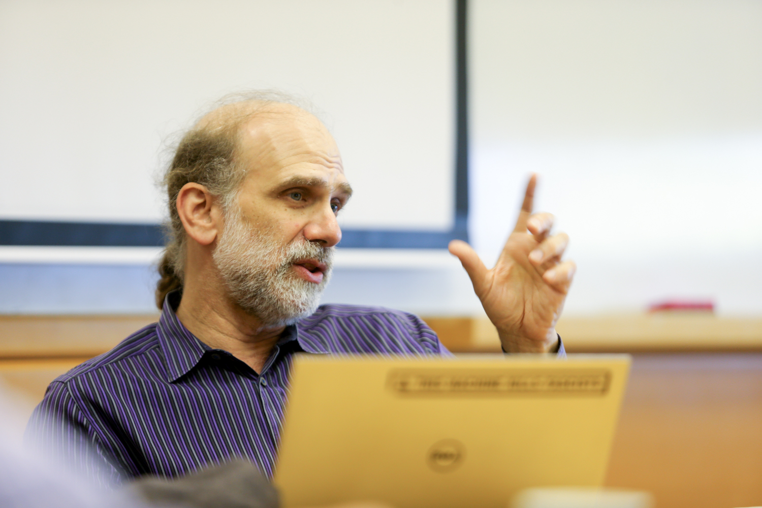 Showing image of Bruce Schneier Exclusive CISO Chat